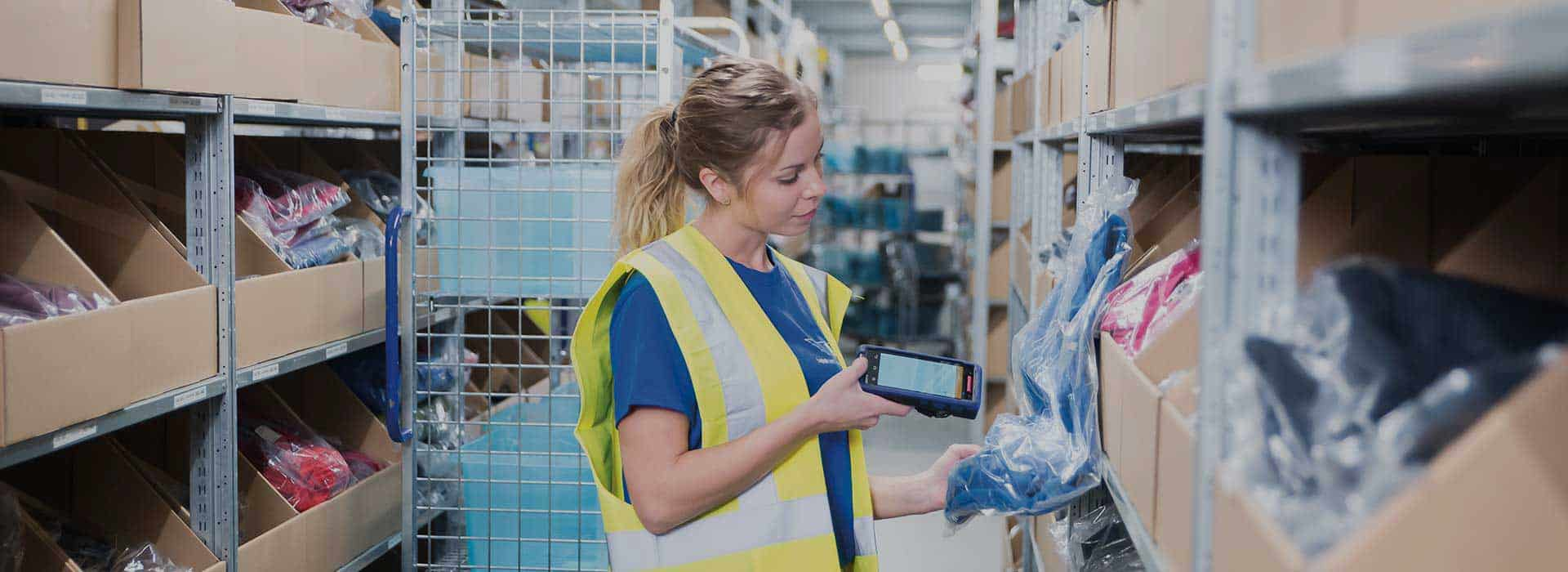 Erfolgreicher Onlinehandel braucht Logistik