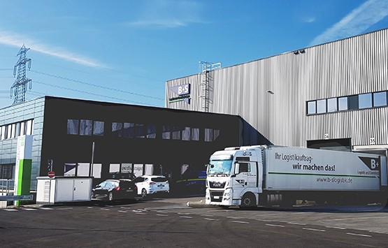 Logistikdienstleistung in der Hansestadt: B+S bezieht Standort Hamburg.