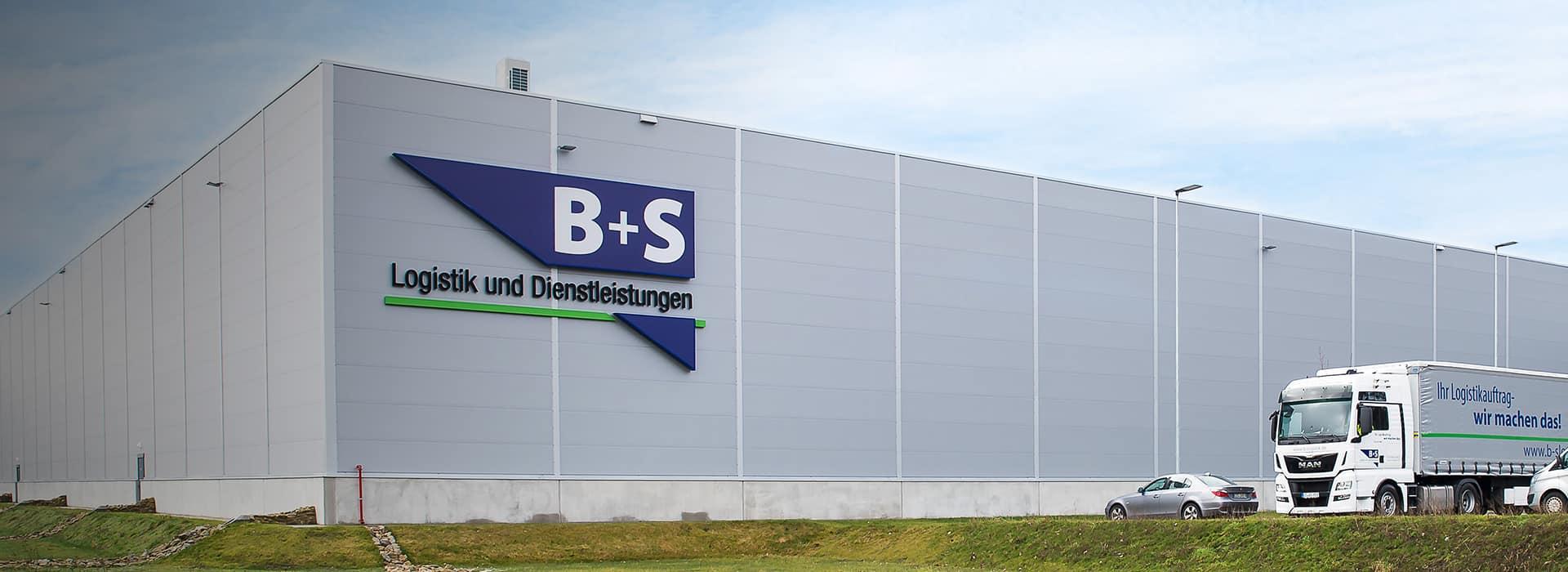B+S eröffnet neuen Standort in Bielefeld.