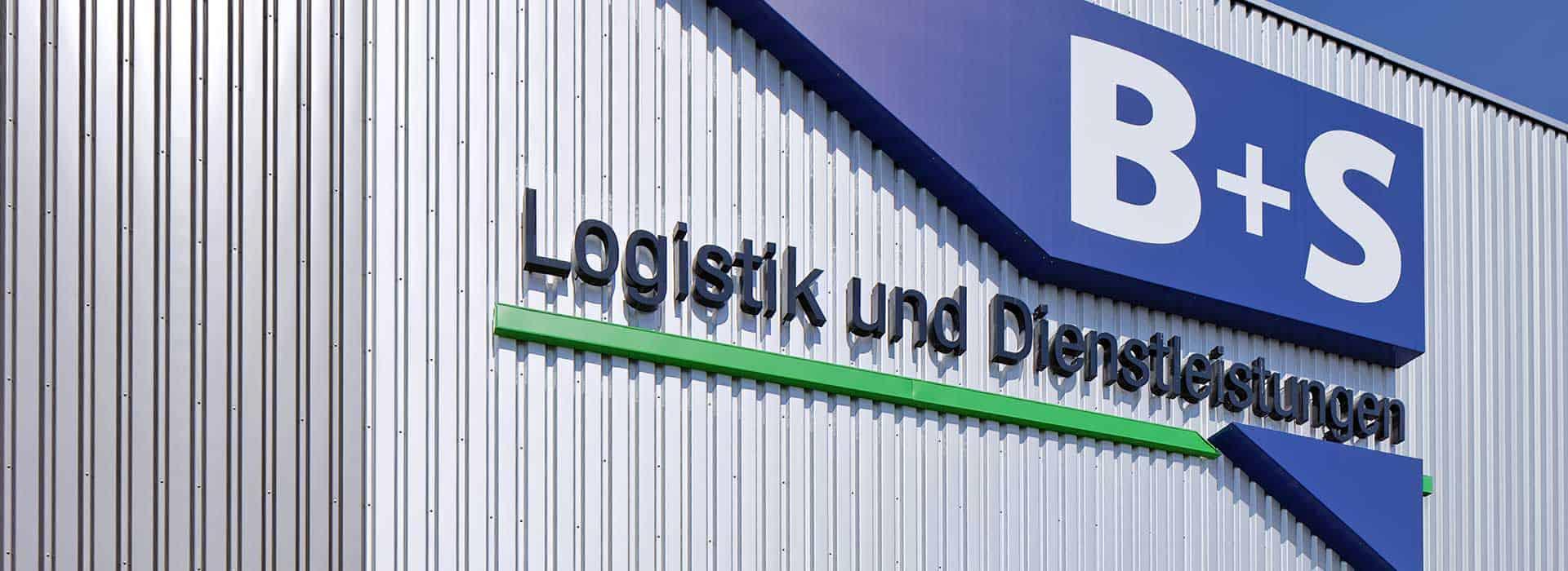 B+S Logistik und Dienstleistungen - Logistikdienstleistungen vom Profi.